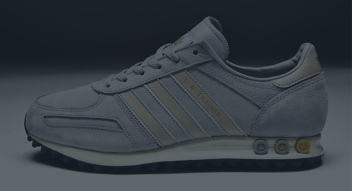 Adidas La Trainer Leather