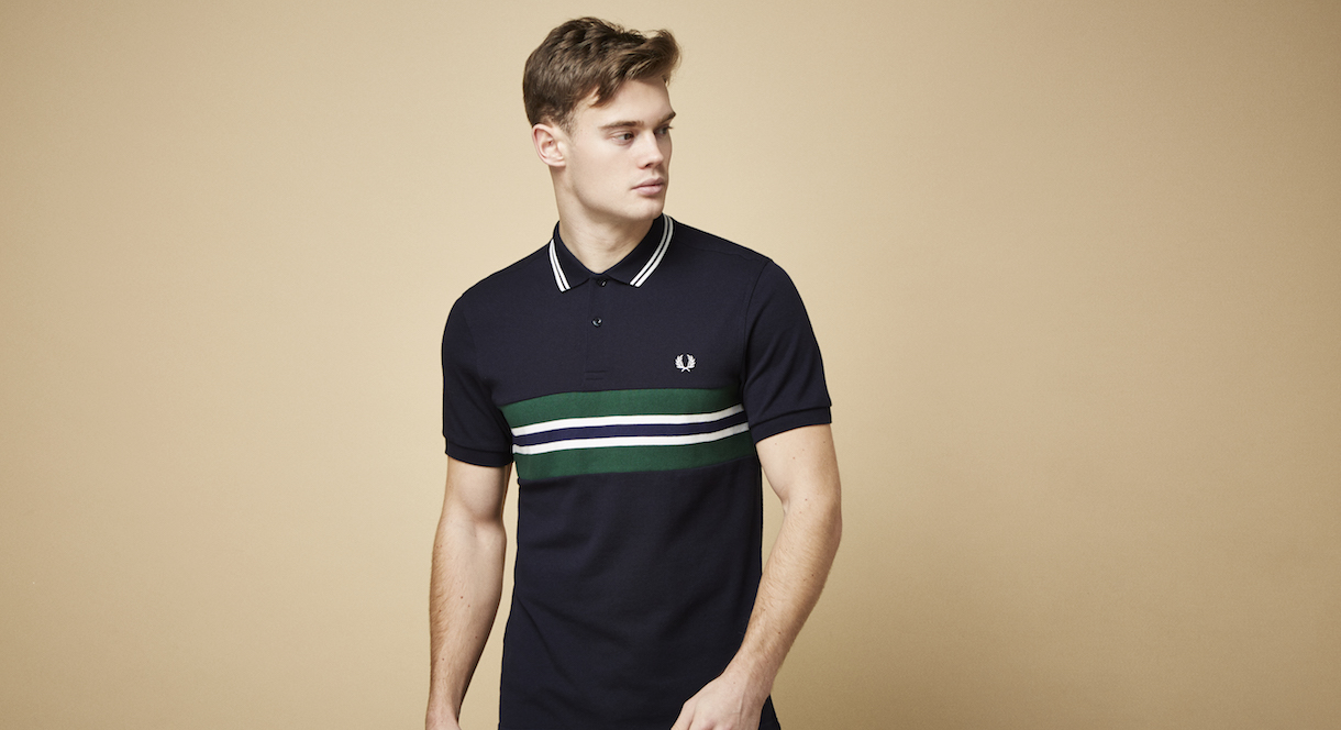 History At The Heart of Fred Perry s Latest Collection