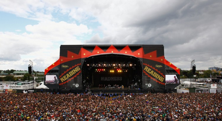 The Reading Festival 2011- Day 2