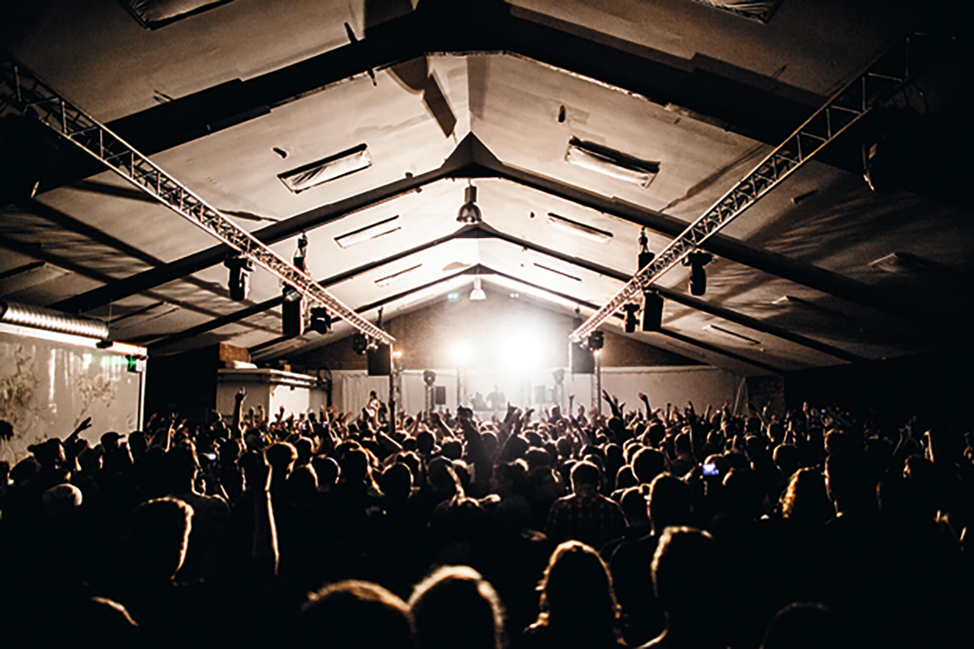 Student Music Venues - Hope Works