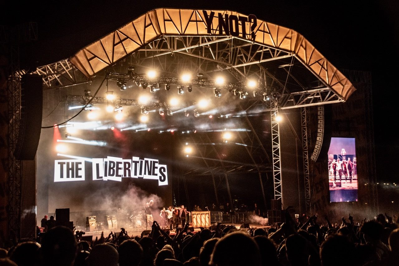 The Libertines Y Not